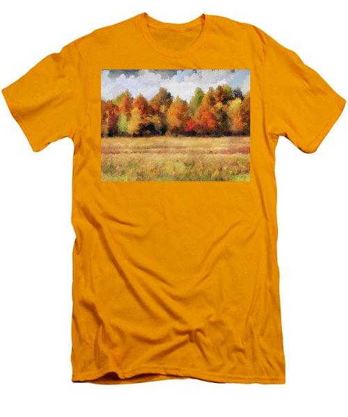 Autumn Impression 1 Men's T-Shirt (Athletic Fit)