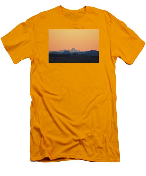 B C Dawn Men's T-Shirt (Slim Fit) by Ed Hall