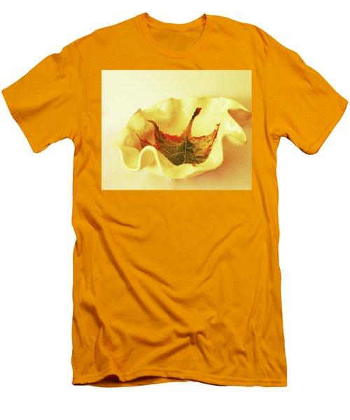 Big Bowl1 Men's T-Shirt (Slim Fit) by Itzhak Richter