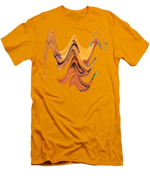 Birds Of Paradise Improvisation Men's T-Shirt (Athletic Fit)
