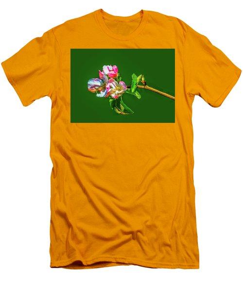 Bloom May 2016 Artistic Men's T-Shirt (Slim Fit)