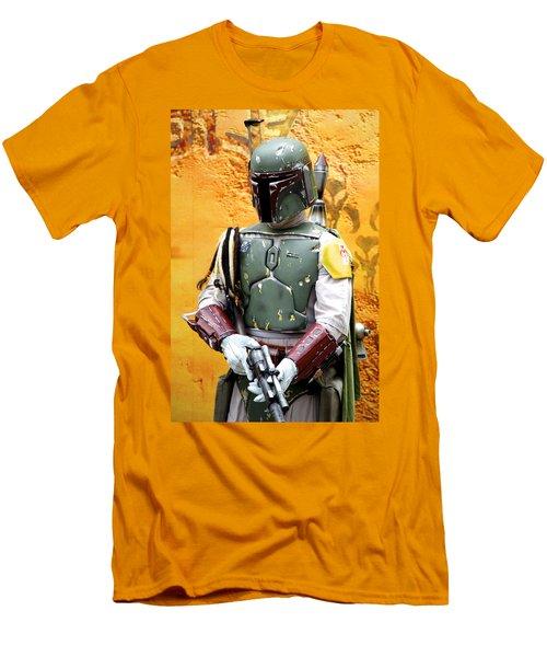 Bounty Hunter Men's T-Shirt (Athletic Fit)