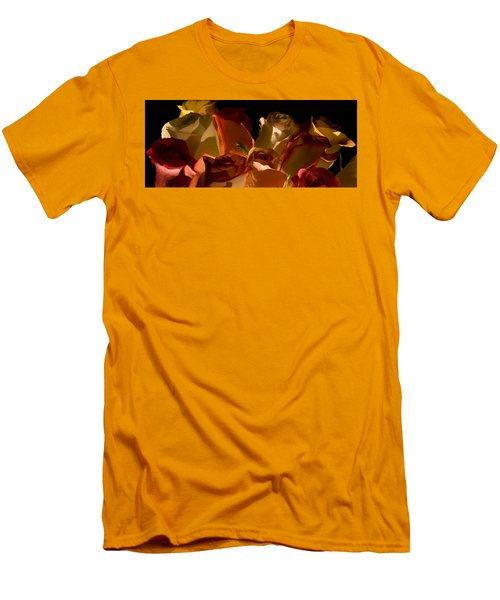 Bouquet Of Shadows Men's T-Shirt (Athletic Fit)