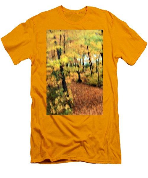 Breeze Men's T-Shirt (Slim Fit) by Allen Beilschmidt