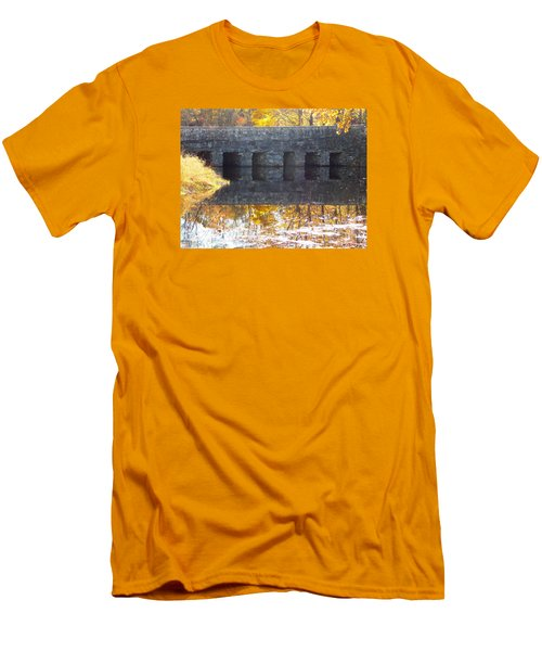 Bridges Reflection Men's T-Shirt (Athletic Fit)
