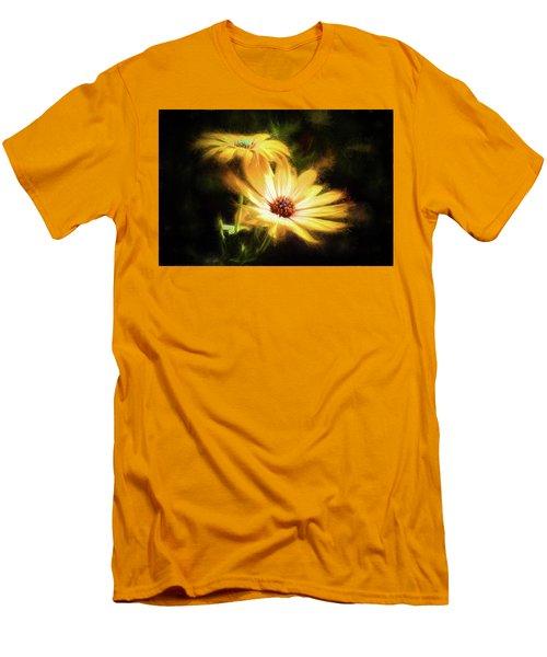 Brightest Sun Shining Men's T-Shirt (Athletic Fit)
