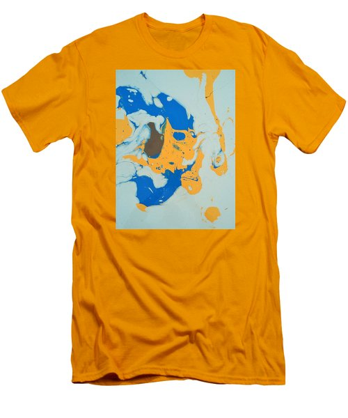 Brownie Baby Bird Men's T-Shirt (Athletic Fit)