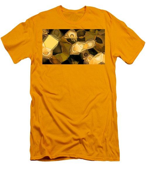 Browns Men's T-Shirt (Slim Fit) by Ron Bissett