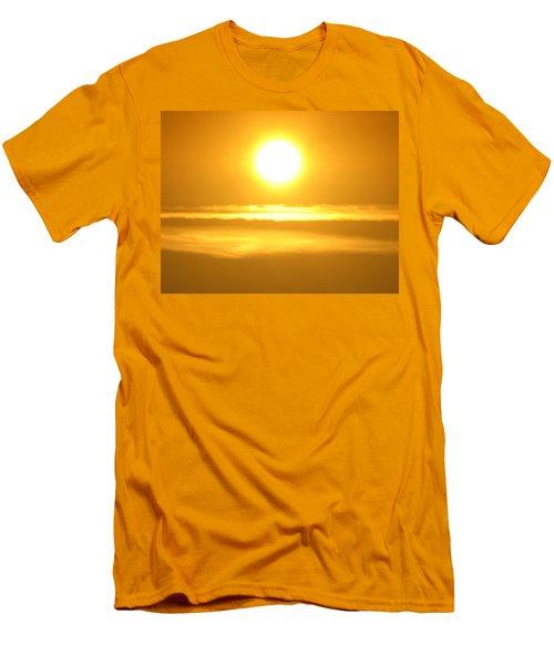 Burning Soul Men's T-Shirt (Athletic Fit)