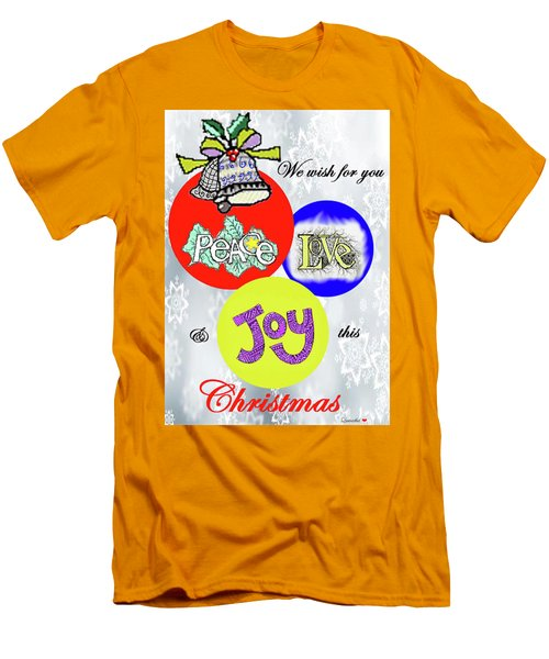 Christmas 2 Men's T-Shirt (Athletic Fit)