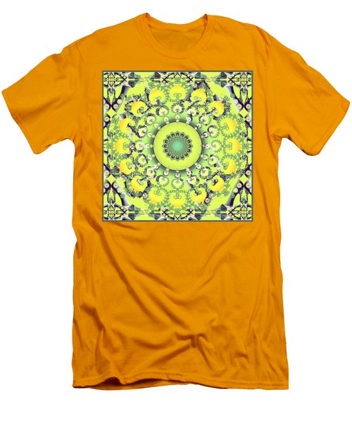 Citrus Shoe Dance Men's T-Shirt (Athletic Fit)