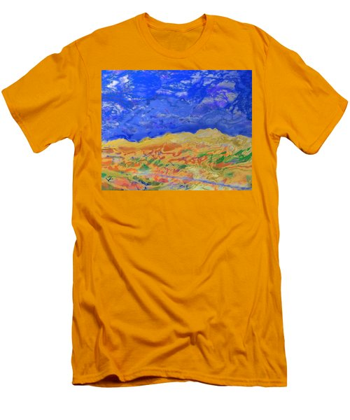 Clouds Men's T-Shirt (Slim Fit)