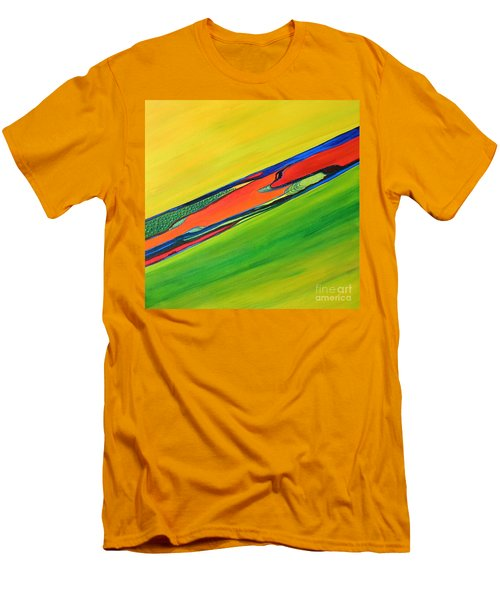 Color I Men's T-Shirt (Athletic Fit)