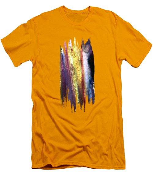 Colorfall Men's T-Shirt (Slim Fit) by AugenWerk Susann Serfezi