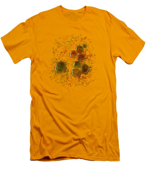 Colors Of Nature 10 Men's T-Shirt (Athletic Fit)