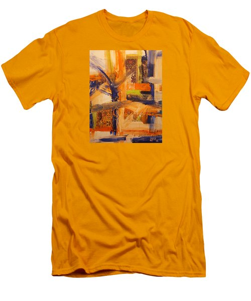 Composition Orientale No 5 Men's T-Shirt (Slim Fit) by Walter Fahmy