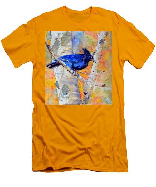Constant Motion Men's T-Shirt (Slim Fit) by Beverley Harper Tinsley