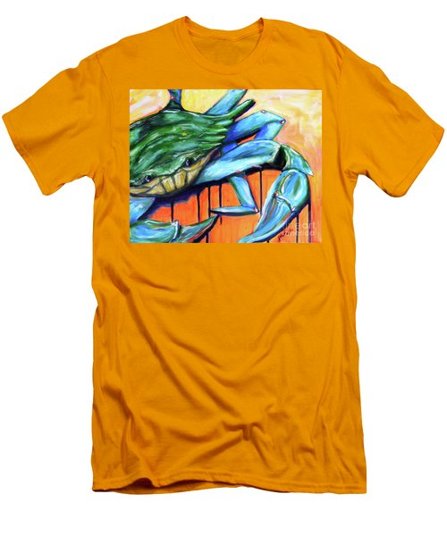 Crabby Men's T-Shirt (Athletic Fit)