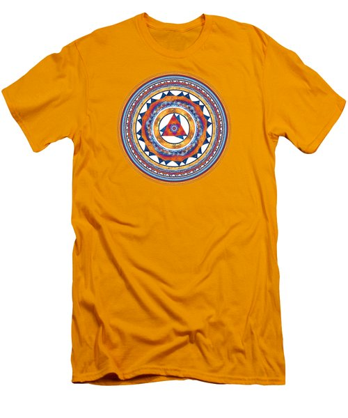 Creative Energy Men's T-Shirt (Athletic Fit)