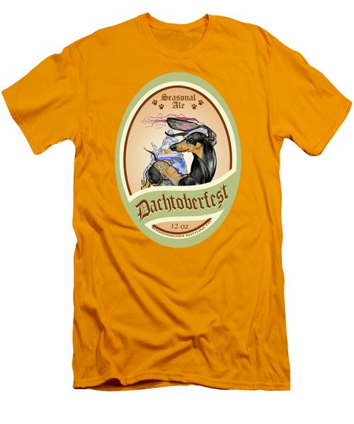 Dachtoberfest Seasonal Ale Men's T-Shirt (Athletic Fit)