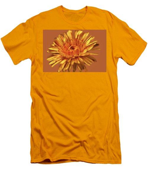 Dandelion Close #g3 Men's T-Shirt (Athletic Fit)