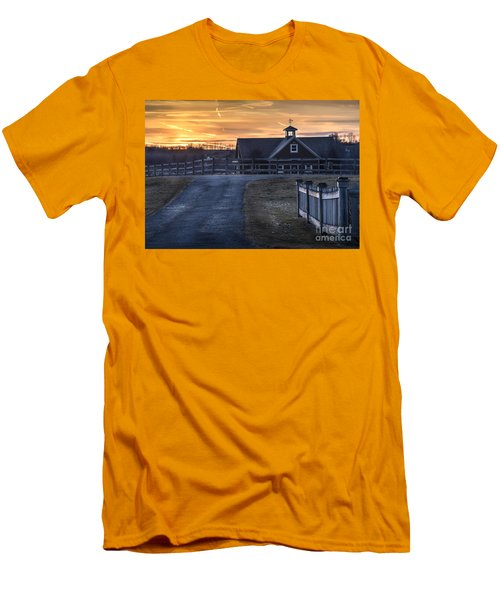 Dawn Breaking Men's T-Shirt (Athletic Fit)