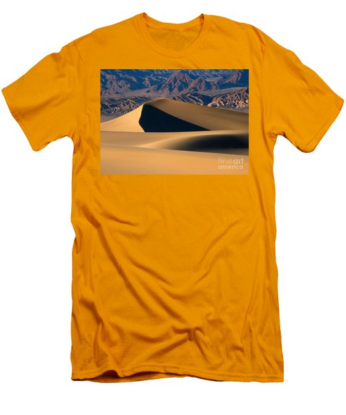 Desert Sand Men's T-Shirt (Slim Fit) by Mike Dawson