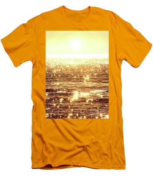 Diamonds Men's T-Shirt (Slim Fit) by Michael Rock