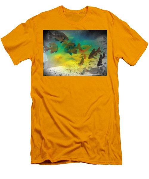 Dive Buddies Men's T-Shirt (Athletic Fit)