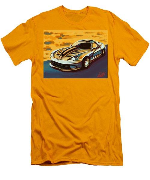 Dodge This Men's T-Shirt (Athletic Fit)