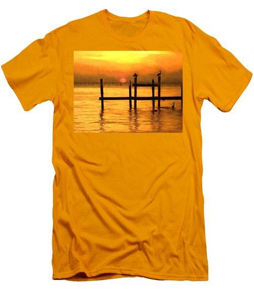 Elements Men's T-Shirt (Slim Fit)