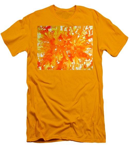 Energy Burst Men's T-Shirt (Athletic Fit)