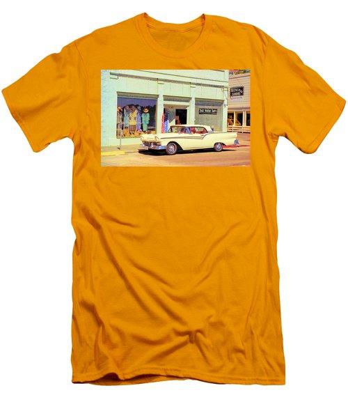 Fairlane 500 1957 Men's T-Shirt (Slim Fit) by John Schneider