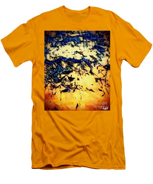 Falling Sky Men's T-Shirt (Athletic Fit)