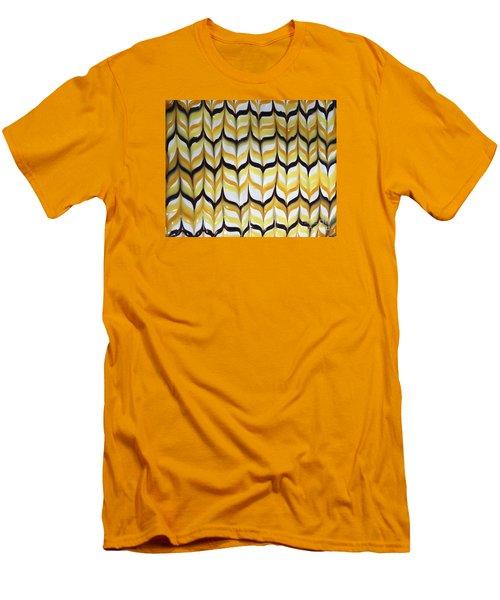 Food Art  Men's T-Shirt (Athletic Fit)