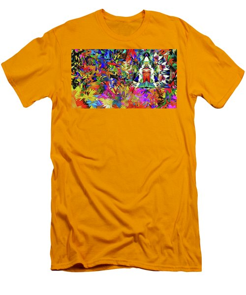 Forest Deity Men's T-Shirt (Athletic Fit)