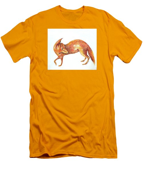 Fox Trot Men's T-Shirt (Athletic Fit)