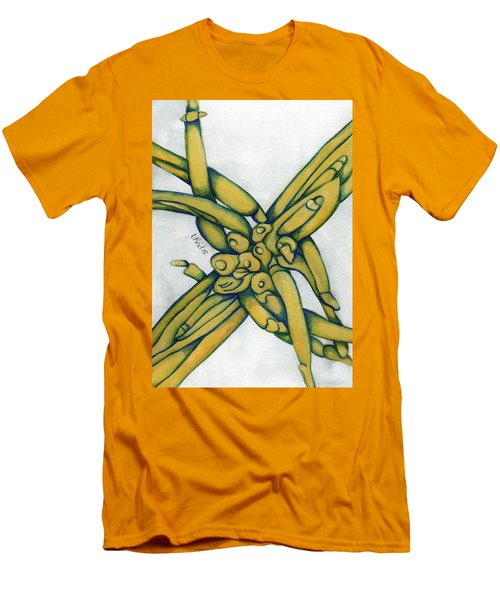 From My Garden 2 Men's T-Shirt (Slim Fit) by Versel Reid