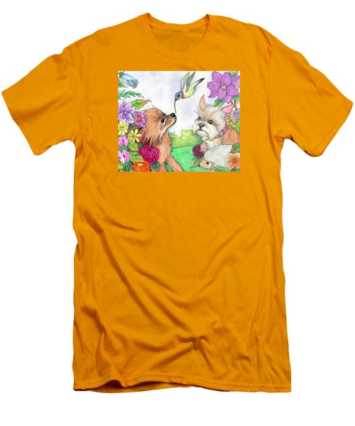 Garden Dwellers Men's T-Shirt (Athletic Fit)