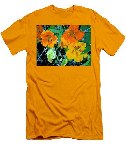 Garden Flavor Men's T-Shirt (Slim Fit) by Winsome Gunning
