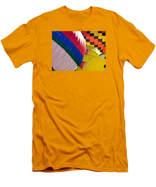 Gasbags Men's T-Shirt (Slim Fit) by Kevin Munro