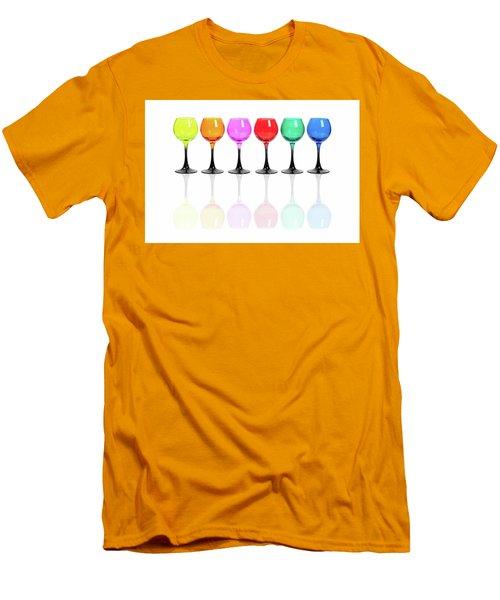 Glasses #2085 Men's T-Shirt (Athletic Fit)