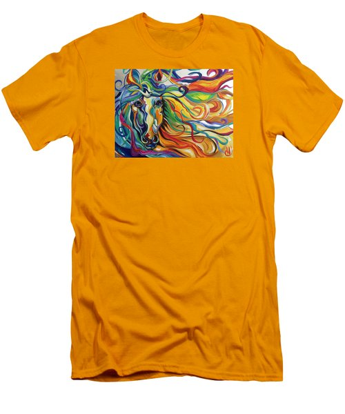 Glyde  Men's T-Shirt (Slim Fit) by Heather Roddy