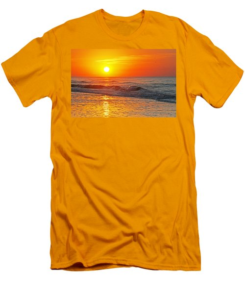Golden Glory Men's T-Shirt (Athletic Fit)