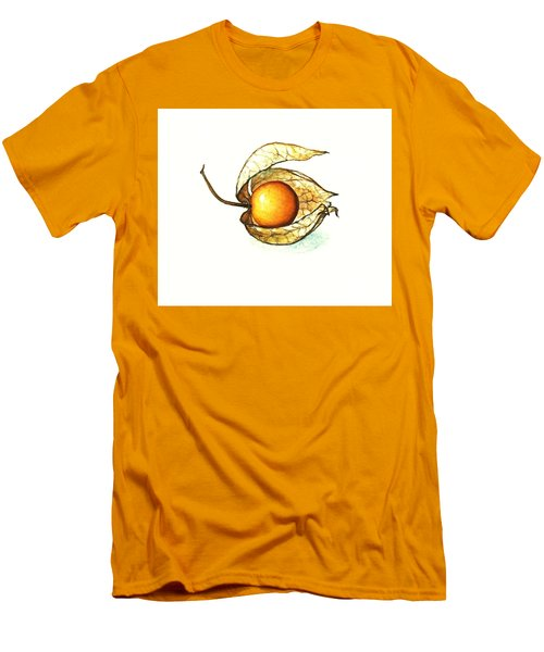 Gooseberry Men's T-Shirt (Slim Fit) by Heidi Kriel