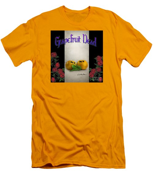 Grapefruit Dead... Men's T-Shirt (Athletic Fit)
