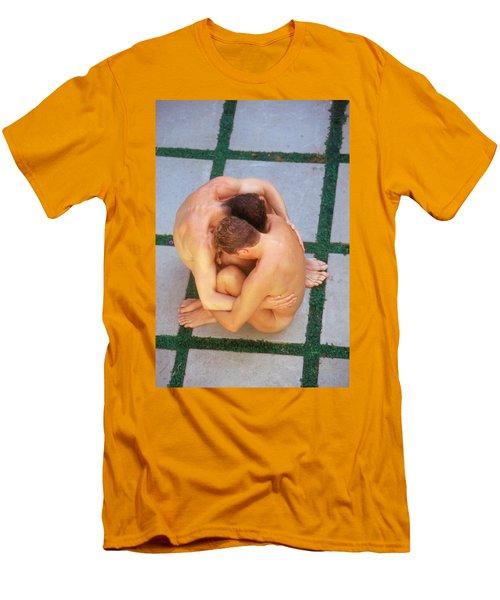 Grp 2 Men's T-Shirt (Athletic Fit)