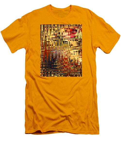 Harvest Dawn Men's T-Shirt (Slim Fit) by Diane E Berry