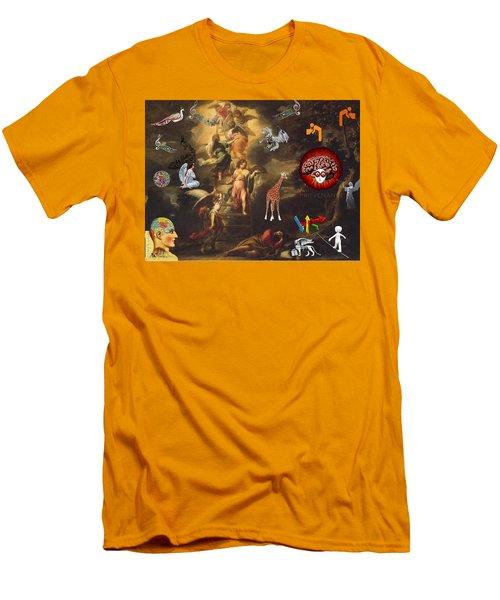 Heaven's Gate Men's T-Shirt (Athletic Fit)