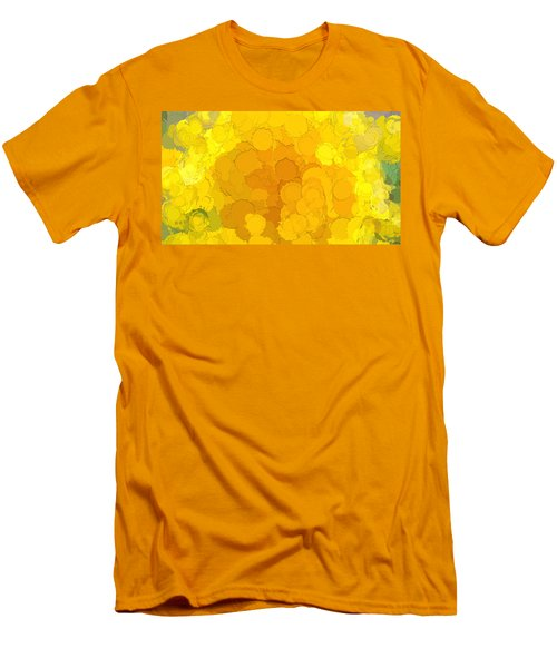 In Color Abstract 14 Men's T-Shirt (Athletic Fit)